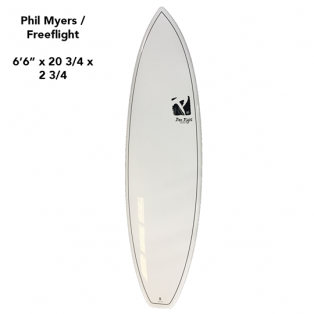 "Freeflight Fish 6'6"" $750"