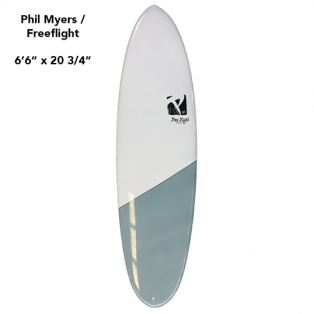 "Freeflight Cruiser 6'6"" $750 6'6"" x 2- 3/4 x 2 3/4"""